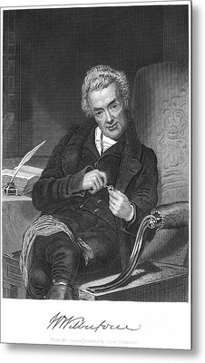 William Wilberforce Metal Print by Granger