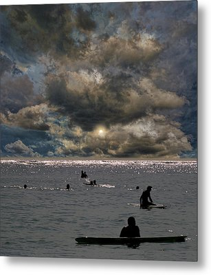 Metal Print featuring the photograph 4367 by Peter Holme III