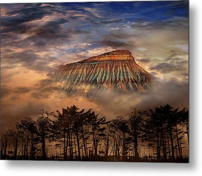 Metal Print featuring the photograph 4381 by Peter Holme III