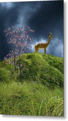 Metal Print featuring the photograph 4388 by Peter Holme III