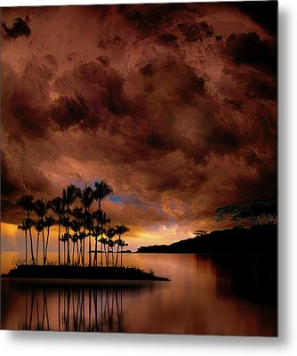 Metal Print featuring the photograph 4401 by Peter Holme III