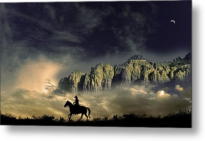 Metal Print featuring the photograph 4403 by Peter Holme III
