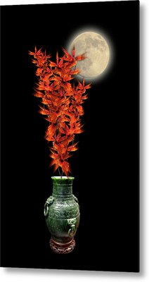 Metal Print featuring the photograph 4406 by Peter Holme III