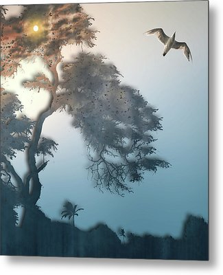 Metal Print featuring the photograph 4408 by Peter Holme III