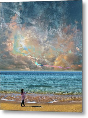 Metal Print featuring the photograph 4410 by Peter Holme III