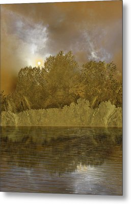 Metal Print featuring the photograph 4411 by Peter Holme III