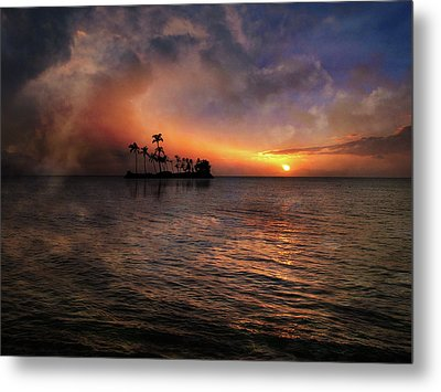 Metal Print featuring the photograph 4419 by Peter Holme III