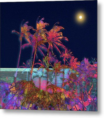 Metal Print featuring the photograph 4461 by Peter Holme III
