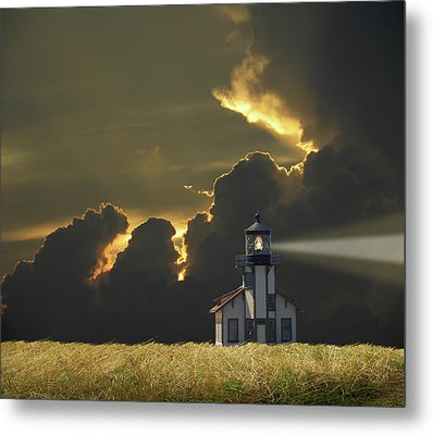 Metal Print featuring the photograph 4465 by Peter Holme III