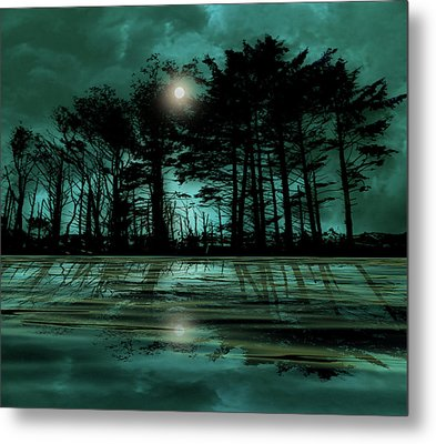 Metal Print featuring the photograph 4466 by Peter Holme III
