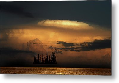 Metal Print featuring the photograph 4476 by Peter Holme III