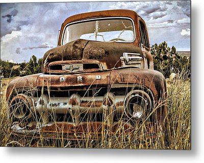 Ford Custom Size Metal Print