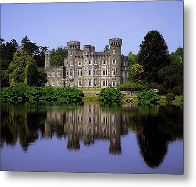 Johnstown Castle, Co Wexford, Ireland Metal Print by The Irish Image Collection