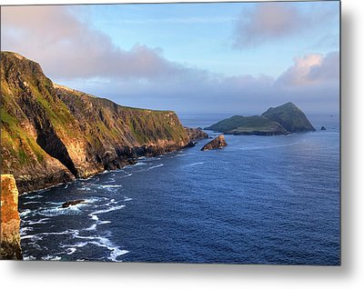 Kerry Cliffs - Ireland Metal Print by Joana Kruse