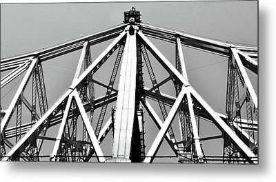 59th Street Bridge No. 88-1 Metal Print by Sandy Taylor
