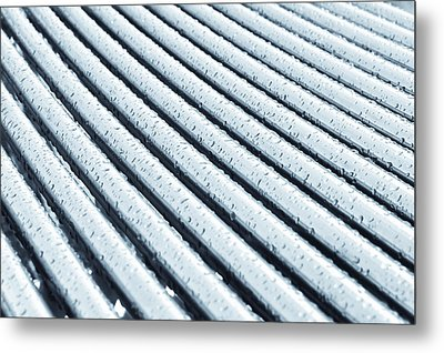 Abstract Background Metal Print by Tom Gowanlock