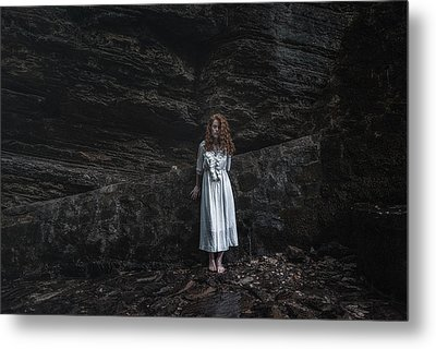Metal Print featuring the photograph Aretusa by Traven Milovich