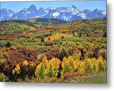 Metal Print featuring the photograph Dallas Divide by Ray Mathis