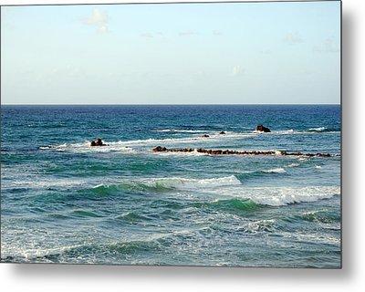 Jaffa Beach 4 Metal Print