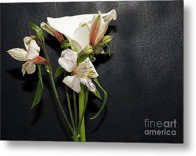 Nice Flowers Metal Print by Elvira Ladocki