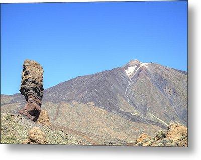 Tenerife - Mount Teide Metal Print by Joana Kruse