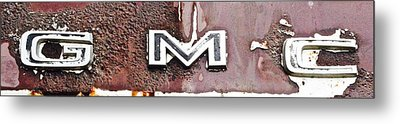 69 Gmc Metal Print by Brian Sereda
