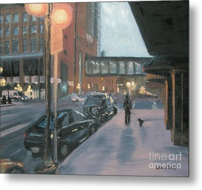 6th And Sibley Metal Print