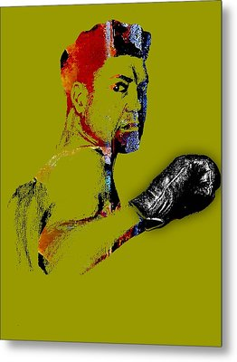 Jack Dempsey Collection Metal Print by Marvin Blaine