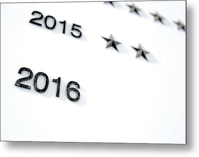 Nameless Honors Board Metal Print