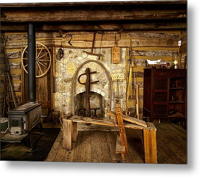 The Good Old Days Metal Print by Mountain Dreams
