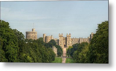 Windsor Castle Metal Print