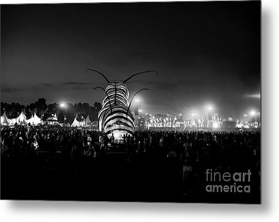 Coachella Music Festival 2015 Metal Print by Art K