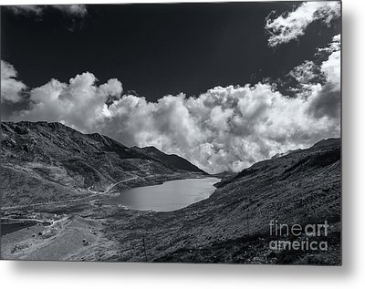 Elephant Lake Kupup Valley Sikkim India Metal Print by Rudra Narayan Mitra