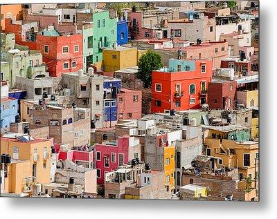 Guanajuato, Mexico. Metal Print by Rob Huntley