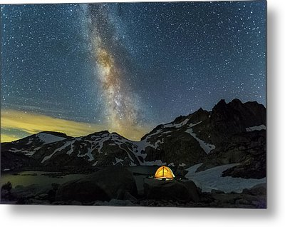 The Enchantments Metal Print