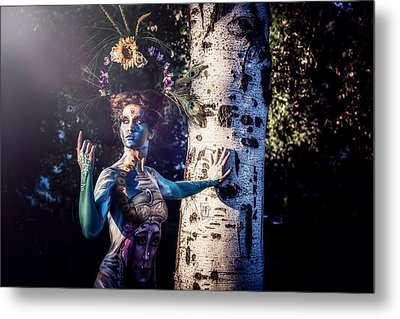 Metal Print featuring the photograph .. by Traven Milovich
