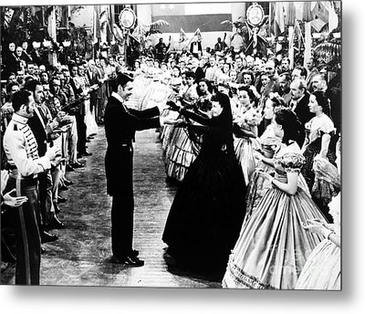 Gone With The Wind, 1939 Metal Print