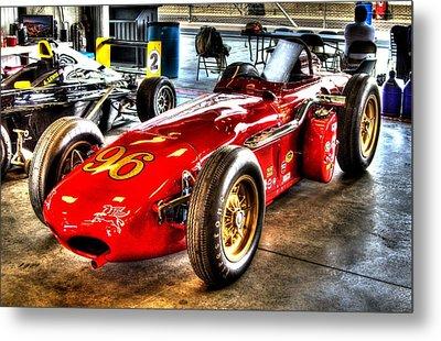 1961 Elder Indy Racing Special Metal Print by Josh Williams