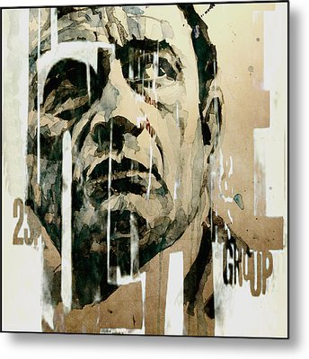 A Boy Named Sue Metal Print by Paul Lovering