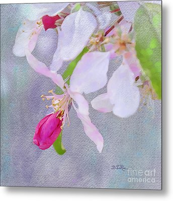 Metal Print featuring the photograph A Breath Of Spring by Betty LaRue