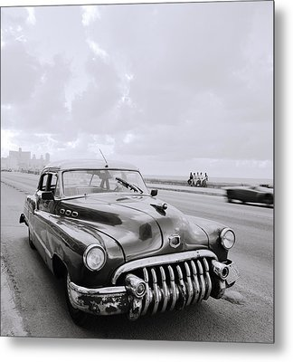 A Buick Car Metal Print
