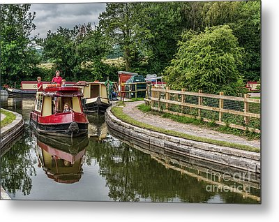 A Day Cruising 2 Metal Print by Steve Purnell