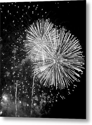 A Day To Celebrate Metal Print by Julie Lueders