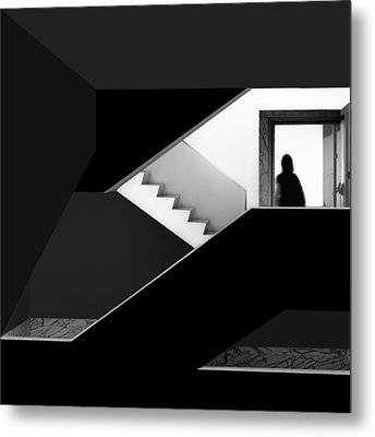 A Dream Without Sleep Metal Print by Paulo Abrantes