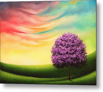 A Glimpse Of Glory Metal Print by Rachel Bingaman