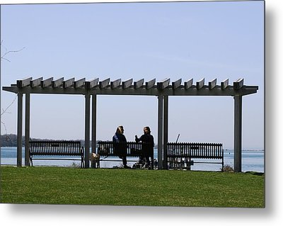 A Lazy Day Metal Print by Paul SEQUENCE Ferguson             sequence dot net