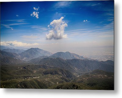 A Million Miles With You Metal Print by Laurie Search