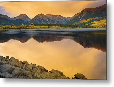 Metal Print featuring the photograph A Moment In Time by Tim Reaves