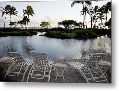 A Morning In Kauai Hawaii Metal Print by Susan Stone