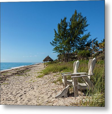 Metal Print featuring the photograph A Place In The Sun by Michelle Wiarda